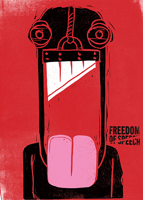 Robert Young (CA) - Freedom of Speech