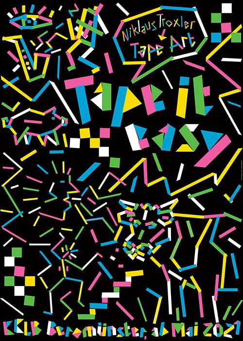 Niklaus Troxler (CH) - Tape it easy