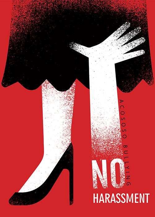 Lu Jianfei (CN) - No harassment