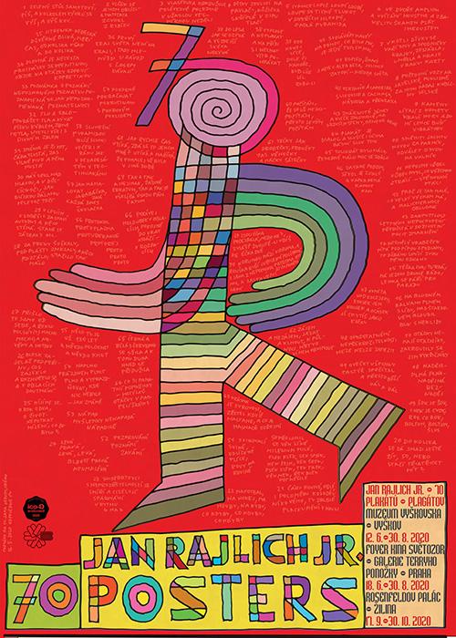 Jan Rajlich (CZ) - Jan Rajlich Jr. 70 Posters