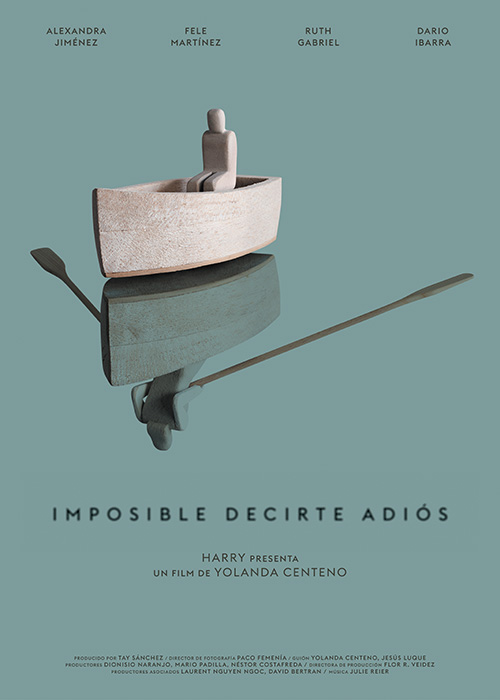 Isidro Ferrer (ES) - Impossible to say goodbye