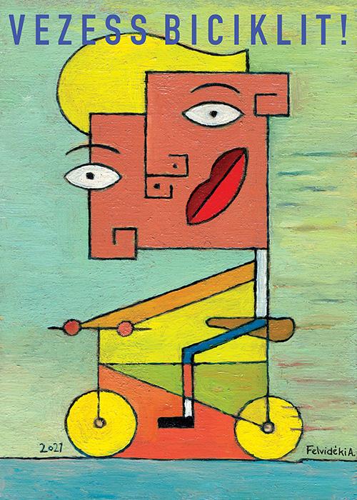 Felvidéki András (HU) - Biciklis