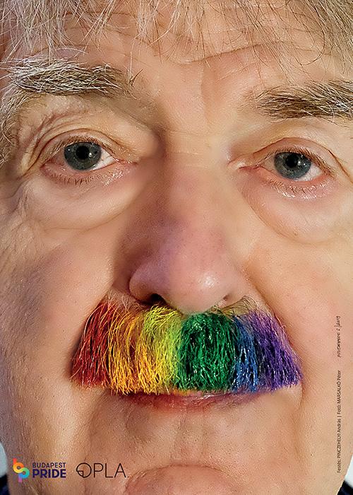 Pinczehelyi Sándor (HU) - Budapest Pride 2019