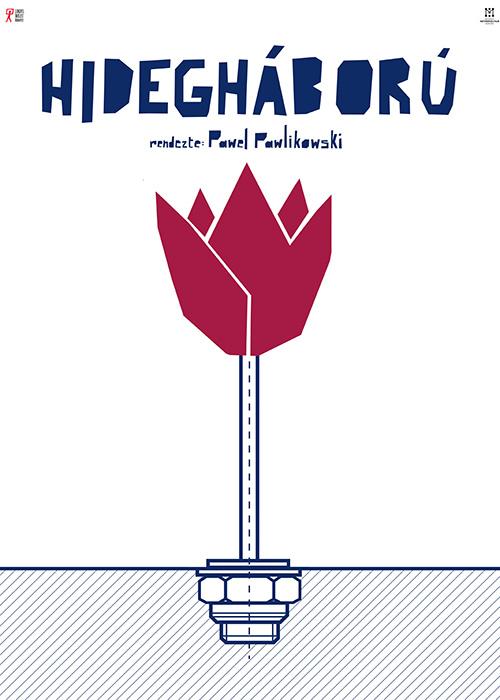 Prakfalvi Anna (HU) - Hidegháború filmplakát