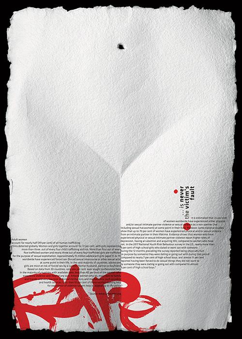 Rozmann Ágnes (HU) - Rape is Never the Victims Fault