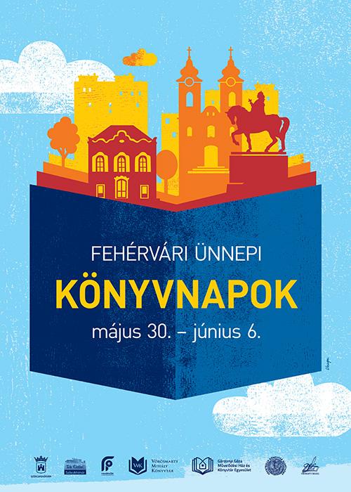 Varga Gábor Farkas (HU) - Fehérvari ünnepi könyvnapok 2019