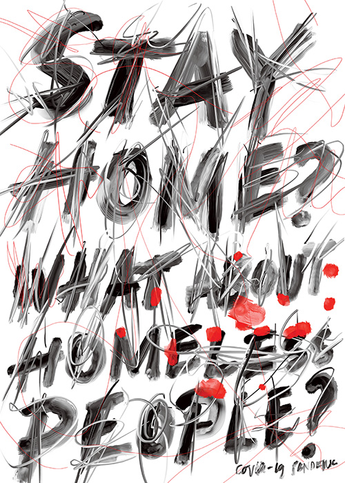 Naufan Noordyanto (ID) - Homeless need stay home too