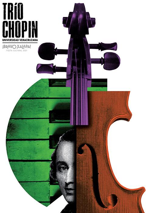 Abraham Mendez (MX) - Trio Chopin