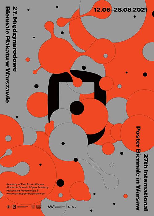 Ania Wieluńska (PL) - 27th International Poster Biennale in Warsaw