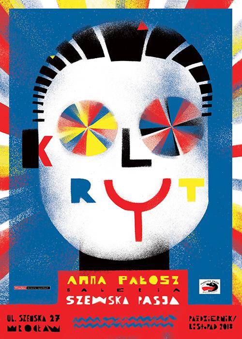 Anna Pałosz (PL) - The wheel of colour
