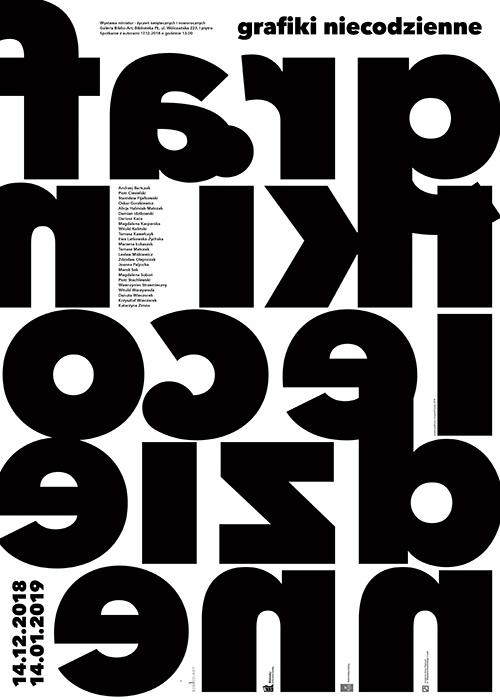 Krzysztof Guzek (PL) - Unusual Graphics