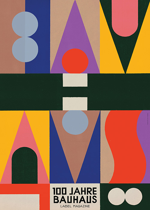 Ola Niepsuj (PL) - 100 years of Bauhaus