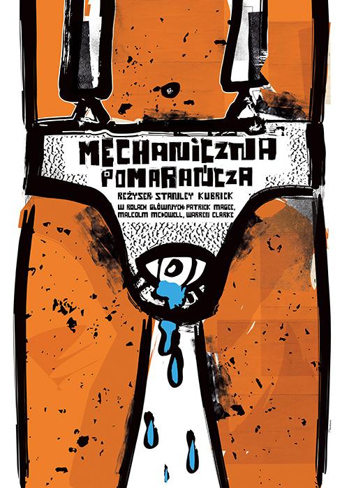 Piotr Kaczmarek (PL) - A clockwork orange