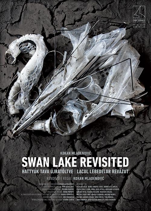 Benedek Levente (RO) - Swan lake revisited