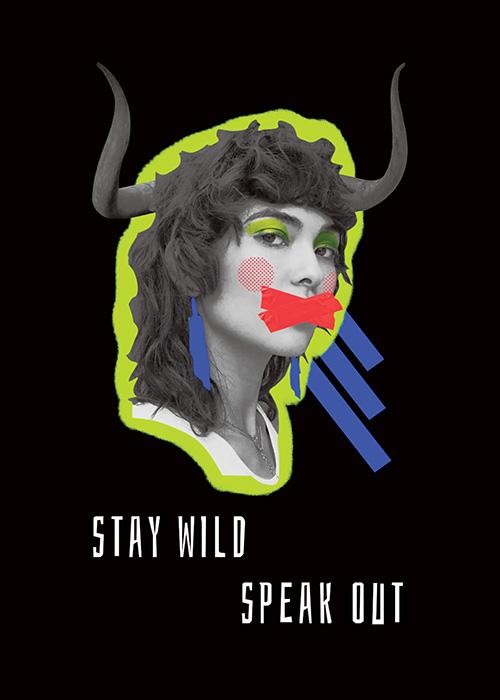 Yanina Utemova (RU) - Stay Wild