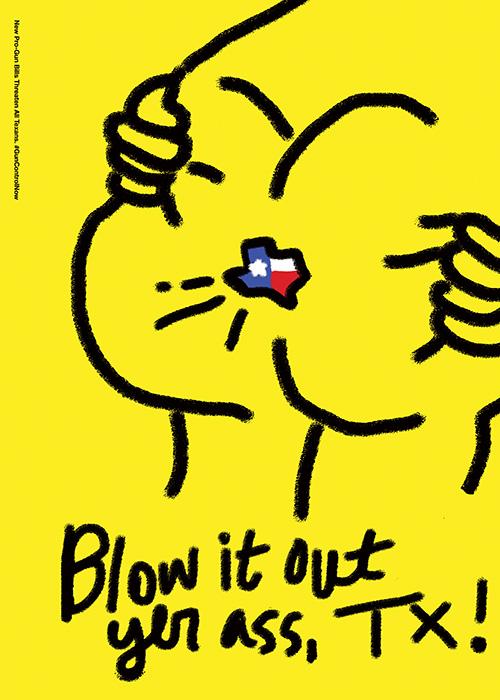 Ryan Slone (US) - New Pro Gun Bills Threaten All Texans
